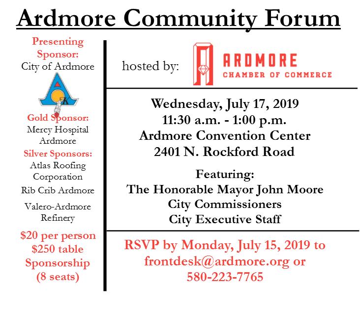 Ardmore, OK - Official Website