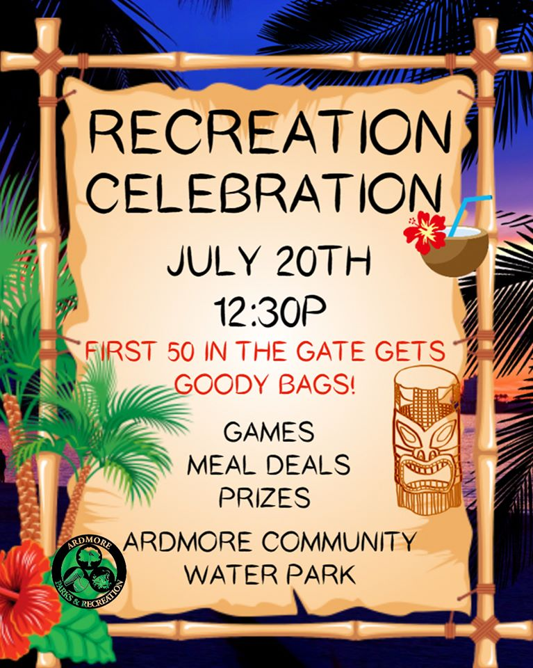 recreation celebration 2019
