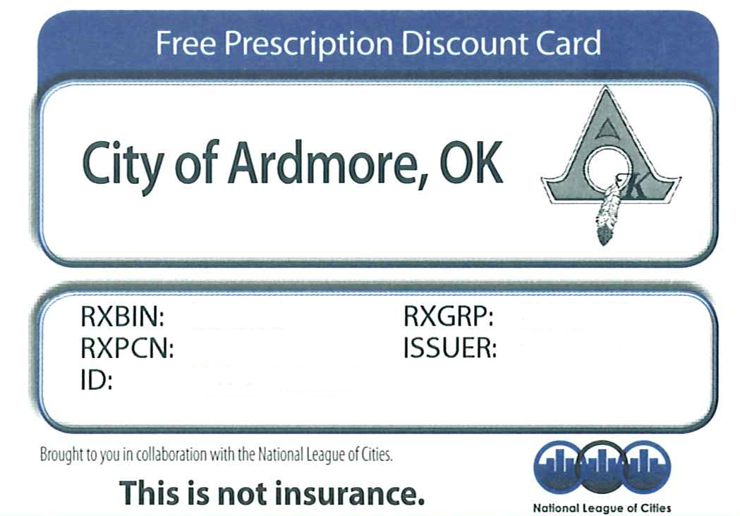 example prescription card - Free Prescription Card